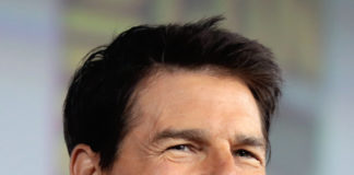 Tom Cruise facette dentaire