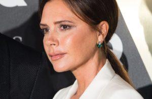 Victoria Beckham augmentation mammaire