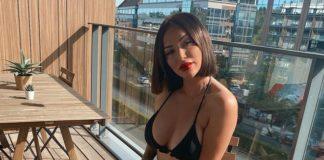 La Belge Jelena Dukic (Les vacances des Anges 4)